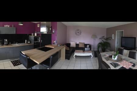 APPARTEMENT PROCHE CIRCUIT DES 24H - Allonnes - Apartemen