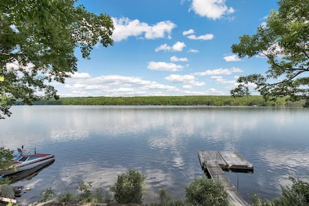 Lovely, large, relaxing, 3 bedroom lakefront home. - Lakás