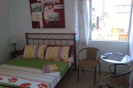 Family friendly city Studio WiFi-WM - Loutraki - Apartment