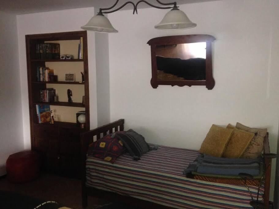 Corner con 2 camas