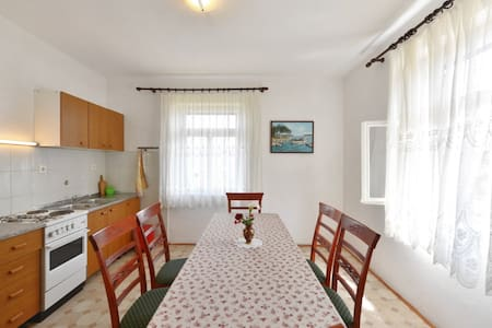 Private house for 6 near beach 50m, sea view - Appartamento