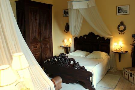 2 chambres au Château (Appartement) - Durtal