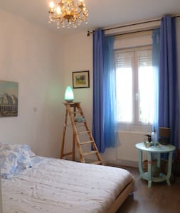 Chambre à louer à St Etienne Quarti - Saint-Étienne - Bed & Breakfast