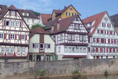 WG Wohnung - Schwäbisch Hall - Apartament