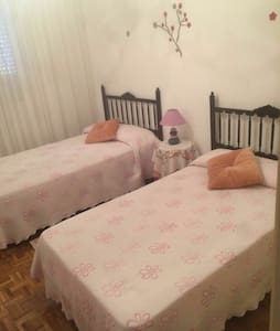 Alquilo habitacion en pamplona - Pis