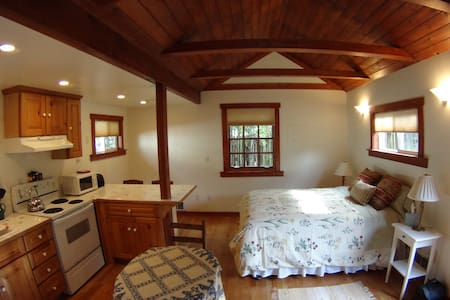Urban cabin with loft, full kitchen - Seattle - Cabin