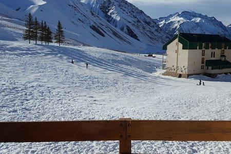 Departamento en Penitentes Ski - Lakás