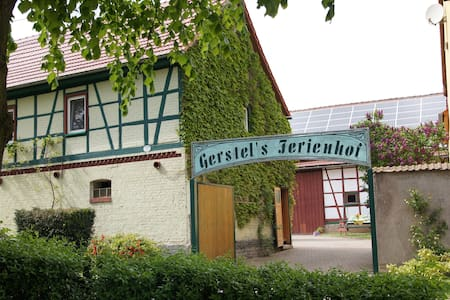 Gerstels-Ferienhof am Hainich - Appartement