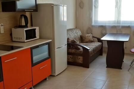 Новая однокомнатная квартира - Byt