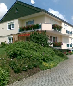 Wohnung Hirschenhausen - Apartament