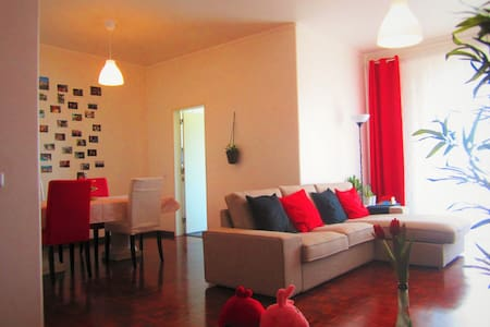 Private room near Lisbon with free parking - Alfragide