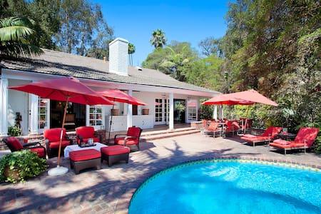 Beautiful Private Holiday Getaway Home 4BR - Los Angeles - Villa