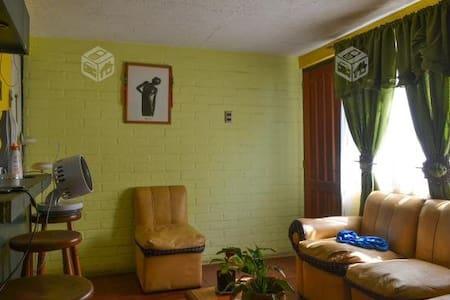 cómodo departamento 3 piezas - puente alto  - Pis