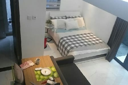 Deluxe  Studio Flat with Terrace