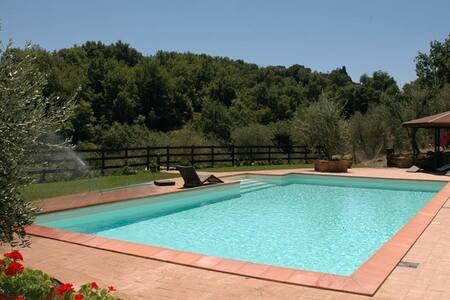 appartamento nel verde di Orvieto