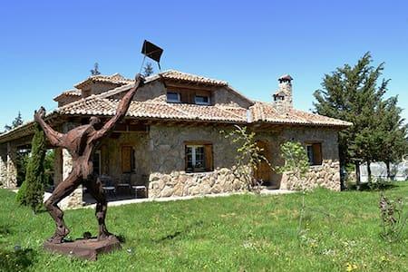 Casa rural junto a Somosierra - Siguero - Haus