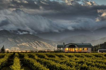 Stunning  Vineyard Homestead - Huis