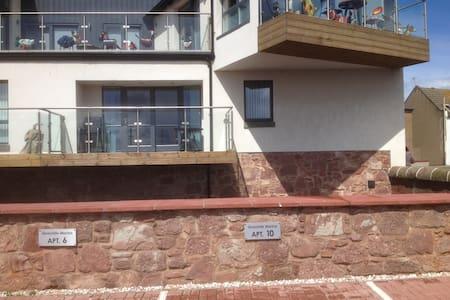 Arbroath luxury harbour apartment - Apartament