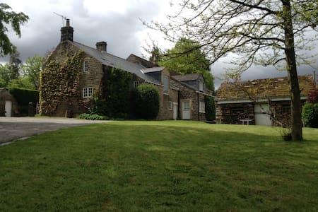 Large Cottage Edge of Peak District