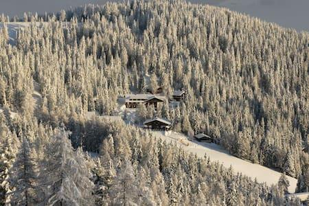 Kronplatz-Ski-Lodge - Maison