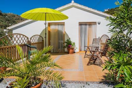 Finca en Andalucia, Privatzimmer - Frigiliana - Huis