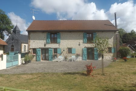 B&B  Le Clos POLI - Montigny-les-Monts - Bed & Breakfast