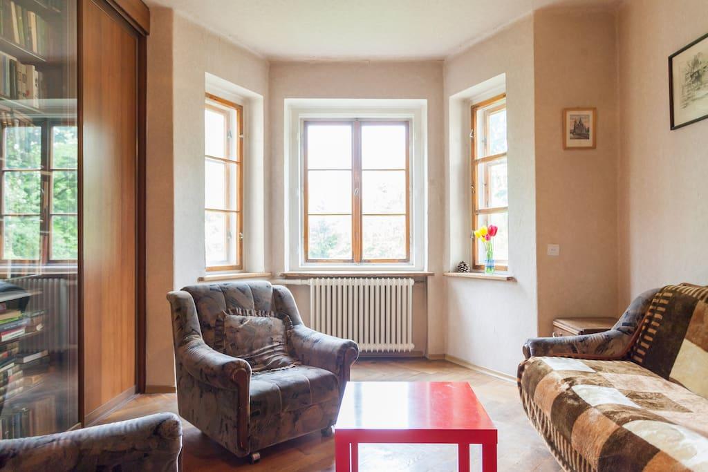 Уютная комната,центр Калинининграда
