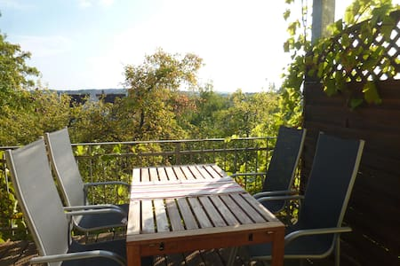Centrally located in the green - Apartamento