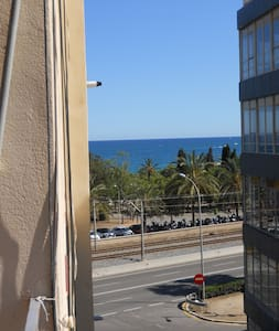 DOUBLE ROOM TO RENT IN FRONT OF THE SEA!!! - Apartemen