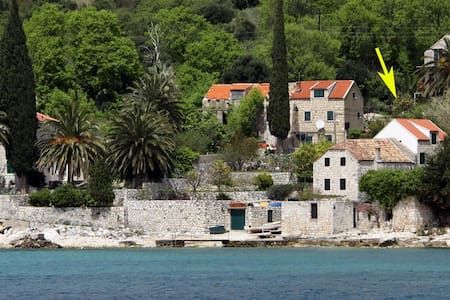 An oasis of peace near Dubrovnik - Plat - Haus