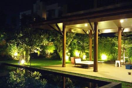 Pool villa Ramintra - Casa