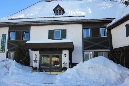 Steiner Stammhaus - Vorderstoder