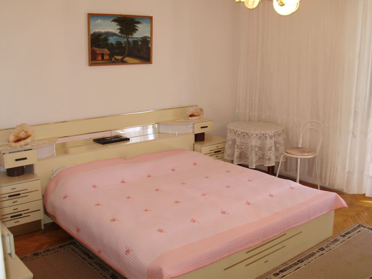 Yours room with balcon and toilet