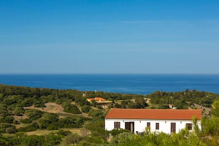 Ecolodge Funtanazza, Costa Verde - Arbus - Bed & Breakfast