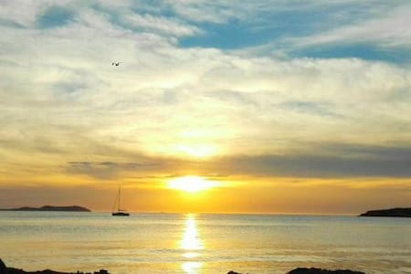 IBIZA-New Apart.6 pers. 250m Strand - Sant Antoni de Portmany