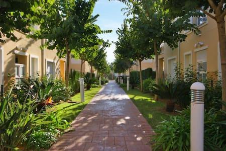 Residencial tranquilo y acogedor - Platja de L'arenal - Pis