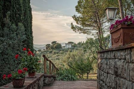 Florence Villa with Park (10+) - Vila