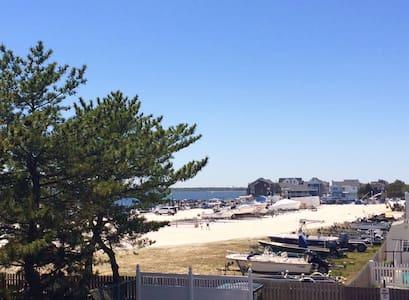 Beach/Bay condo in Seaside Park - Casa