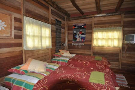 Hosteria Kopal - Cabin