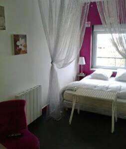 Chambre 2 personnes en Bourgogne V - Mâcon