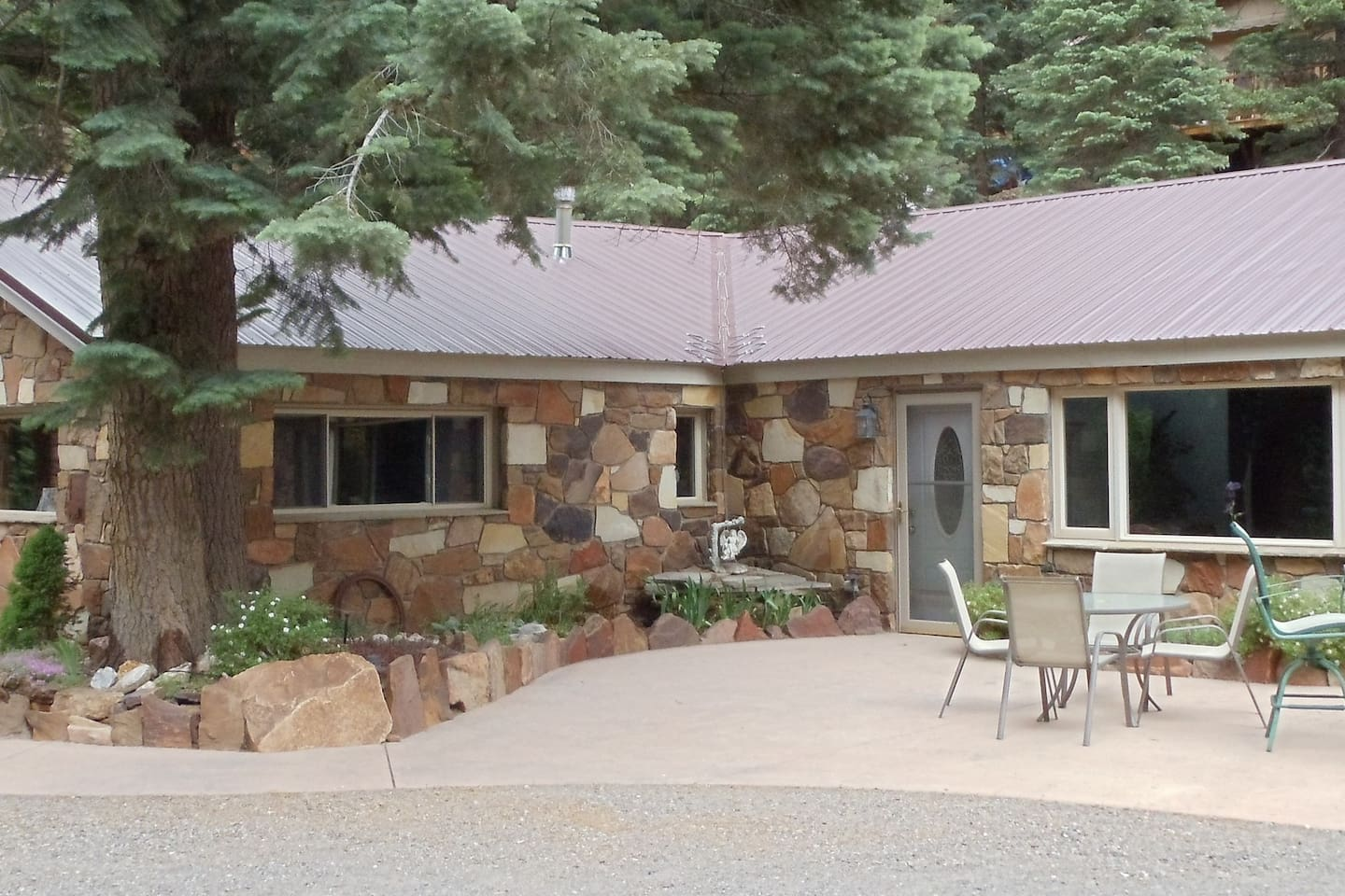 The Ouray Stone House
