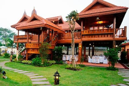 Rueanthai Raminthra - Wedding Villa - Casa