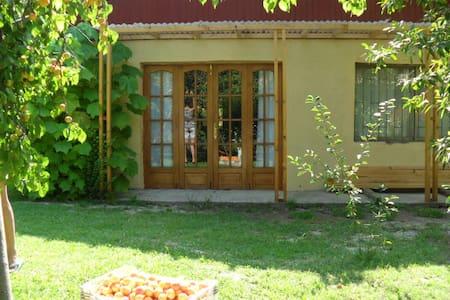 Casa en el campo  35 km de santiago - Ház