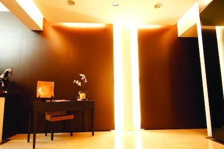 晶英酒店式公寓(風尚套房-二大)/本酒店公寓只接受二週以上(半月租)的租房 - Longjing District