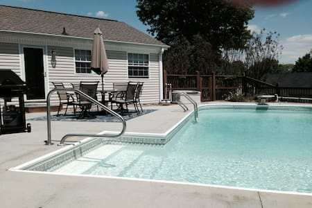 Beautiful home with swimming pool! - Morristown - Casa