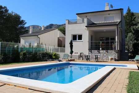 Private Villa With Pool & Views - Barx - Casa de camp