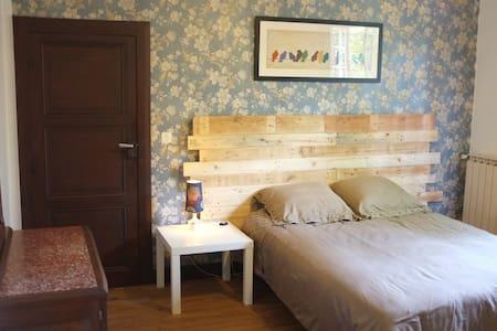 Chambre dans maison avec jardin - Centre ville - Capbreton