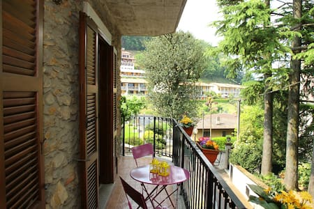 Holiday apartment Lidia Lake Lugano - Apartamento