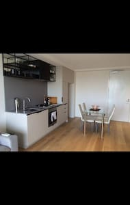 Modern & 20 meters from a station - Apartment