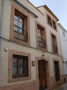 CASA RURAL EL RINCÓN. VALENCIA. BUÑOL. SPAIN WIFI - Haus